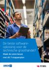 In 7 stappen naar de beste softwarekeuze voor uw technische groothandel