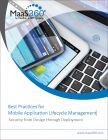 Security best practices voor Mobile Application Lifecycle Management