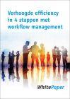Workflow Management: het belang van actuele informatie bij het verkrijgen van grip op processen