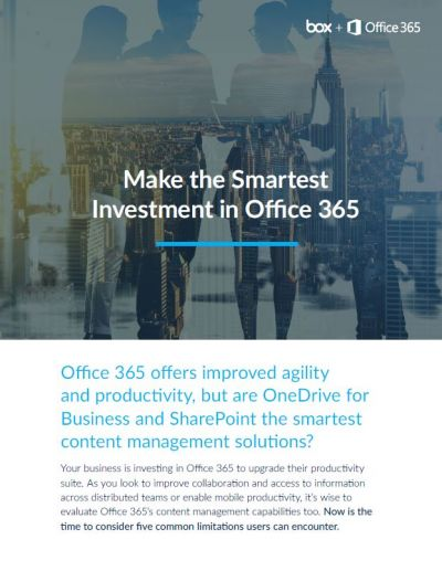 Office 365 content management oplossingen