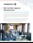 Zes tips om ransomware-aanvallen effectief af te slaan zonder losgeld te betalen