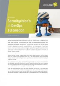 securityrisicos-in-devops-automation