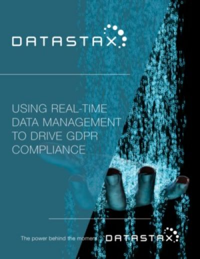 Real-time Datamanagement als hulpmiddel voor GDPR compliancy
