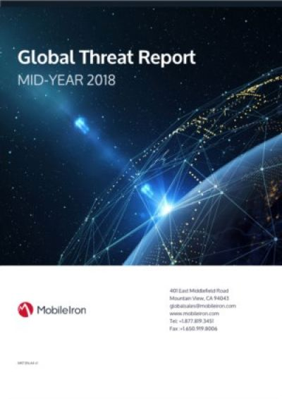 Global Threat Report 2018