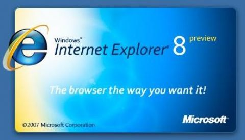 Internet Explorer 8 IE8