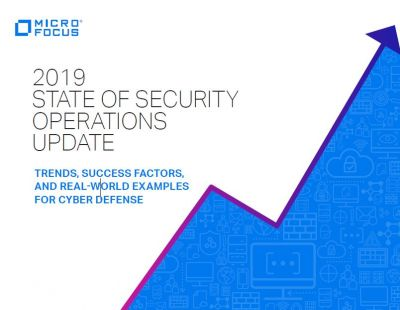 De huidige staat van Security Operations – 2019 update