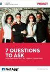 7 Vragen aan uw Managed Security Services partner