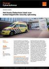 Het Ikazia Ziekenhuis kiest voor toekomstgerichte security oplossing