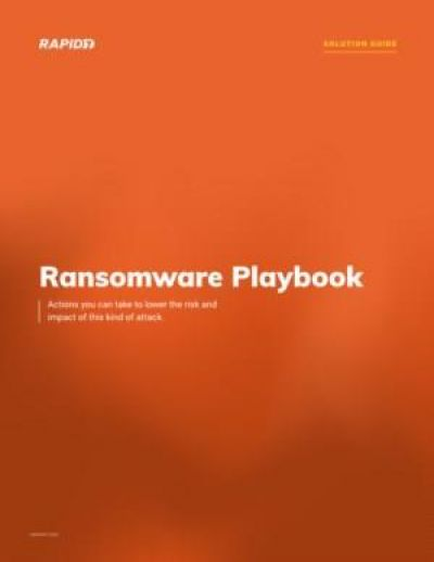 Het Ransomware playbook