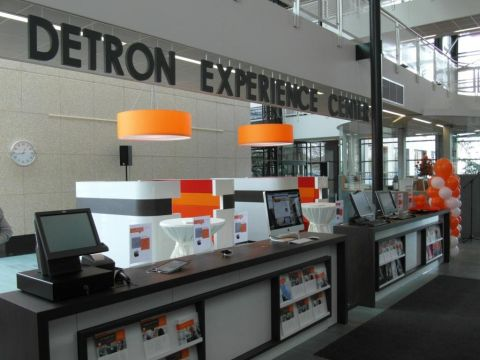Detron Microsoft Experience Center