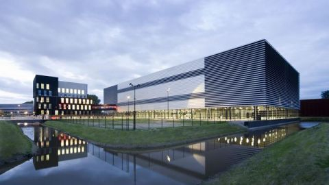 Equinix AMS3 Science Park Amsterdam
