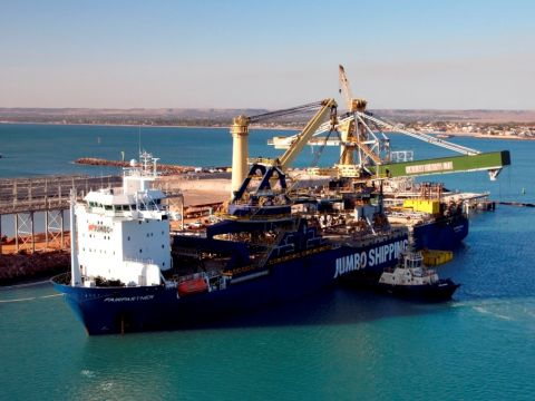Jumbo Shipping & Offshore Geraldton
