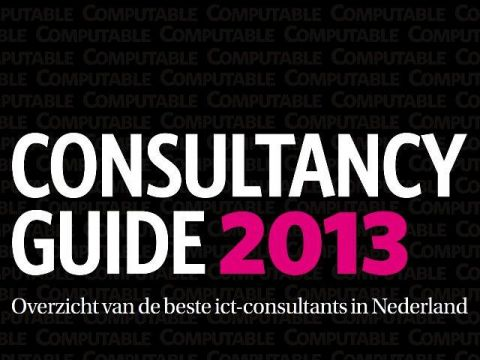 Consultancy Guide 2013