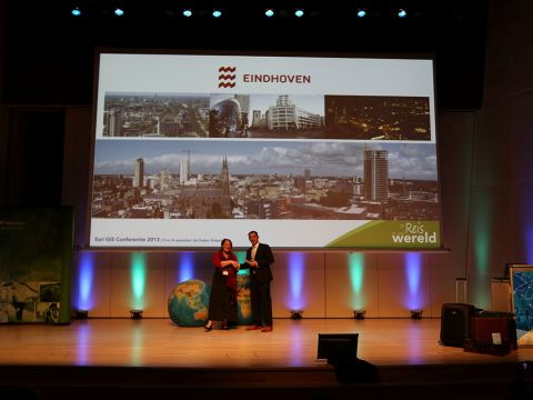 Enterprise GIS Award 2013