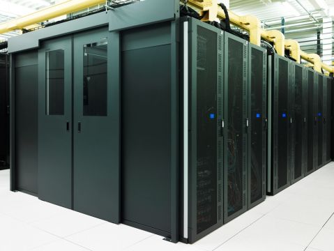 Interxion datacenter amsterdam