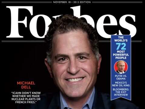Forbes Dell 2013