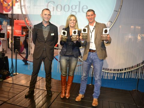 Uitreiking Computable 100 imago-awards 2014