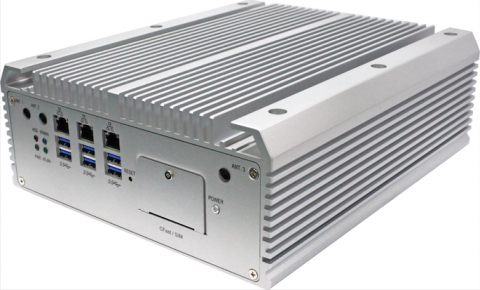 HPS Industrial introduceert nieuwe serie robuuste box-PC's