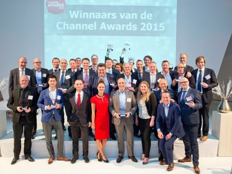 Winnaars Channel Awards 2015