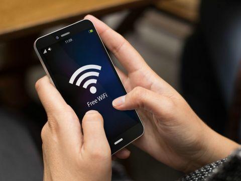 'Geef publiek toegang tot veilige wifi'