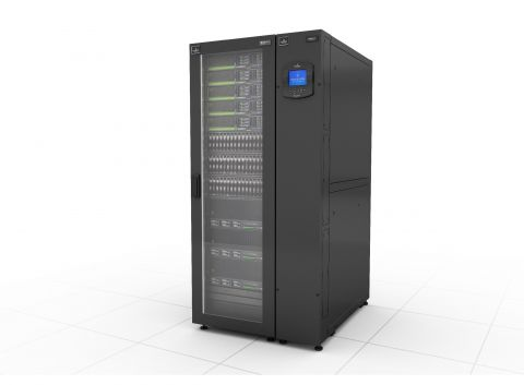 De nieuwe thermal-management-oplossing van Emerson Network Power drukt operationele kosten van datacenters in kleine ruimten