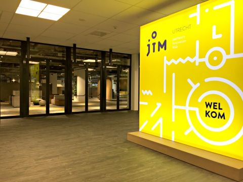 Jaarbeurs Innovation Mile(JIM) in Utrecht