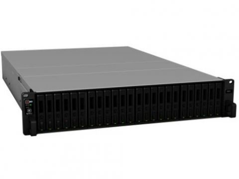 Synology introduceert zijn eerste all-flash NAS: de FS3017