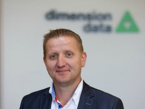 Jeroen van Hamersveld leidt NTT Nederland, bron: Computable.nl