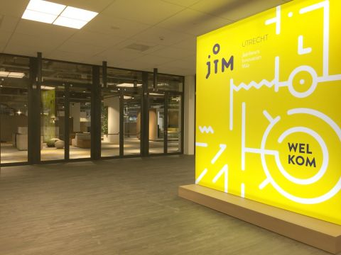 Jaarbeurs Innovation Mile (JIM)