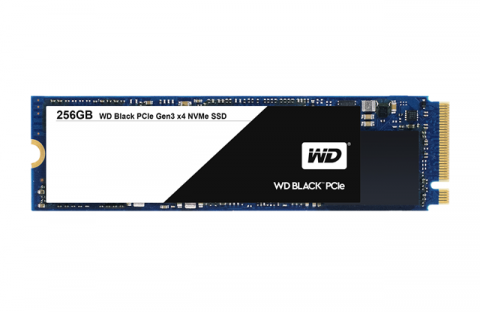 WESTERN DIGITAL INTRODUCEERT WD BLACK PCIE SOLID STATE DRIVES OM NVME ADOPTIE TE VERSNELLEN