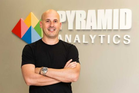 Pyramid Analytics in Gartner Magic Quadrant BI