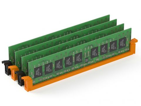 DDR4-geheugenmodules