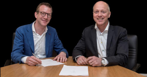 UNET neemt Visser communicatie over