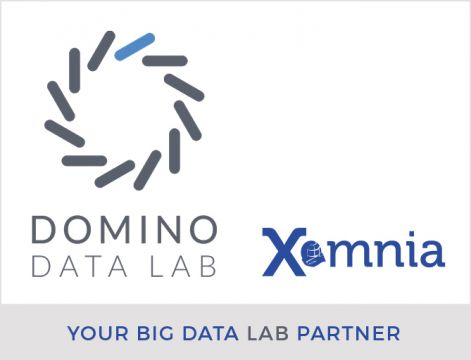 Xomnia is reseller partner van Domino Data Lab