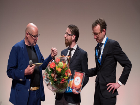 Cybersprint wint Dutch Fintech Award