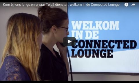 Tele2 Connected Lounge