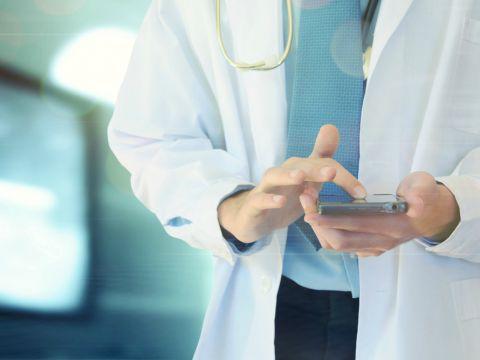 Mobiele zorg m-health