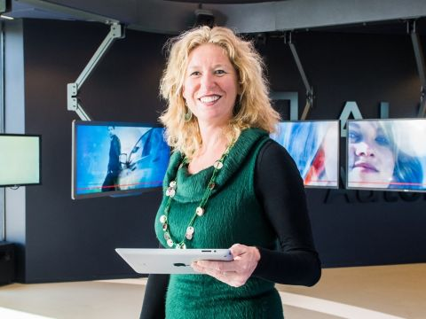 Silvia de Vries, cio bij ALD Automotive