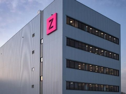 Het Equinix IS2-datacenter in Istanboel
