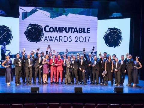 Winnaars Computable Awards 2017
