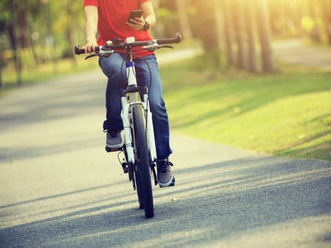 KPN fietslot