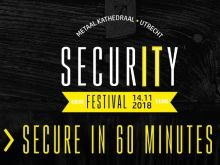 HP SecurITy Festival