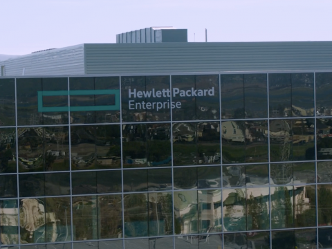 Hewlett Packard Enterprises