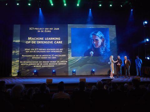 Pacmed en Amsterdam UMC: Award is innovatiestimulans, bron: Computable.nl
