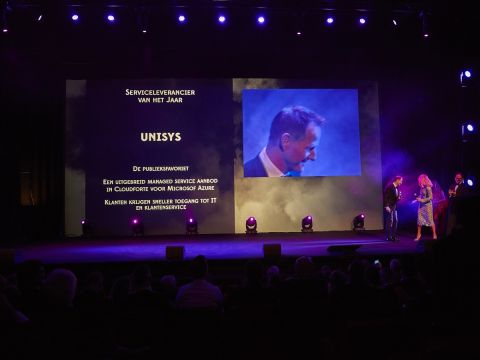 Computable Awards 2019 Unisys