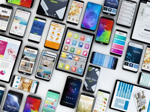 Wint Android of iOS in 2020?, bron: Computable.nl