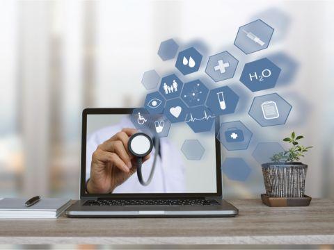 Domotica en e-health drijven ict-kosten zorg op, bron: Computable.nl