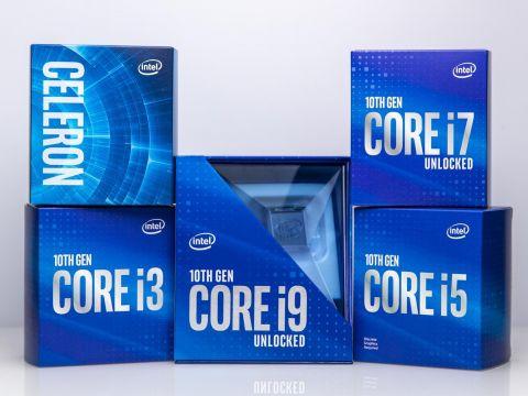 Intel komt met tiende generatie Core-processors, bron: Computable.nl