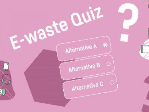 Quizzen over elektronisch afval, helpt dat?, bron: Computable.nl