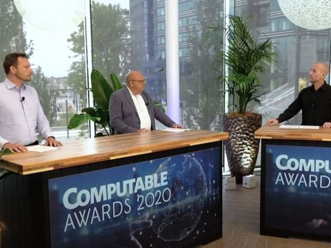 Jury IaaS & PaaS, Computable Awards 2020